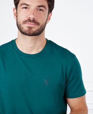 T-Shirt homme Sabre laser (brodé)
