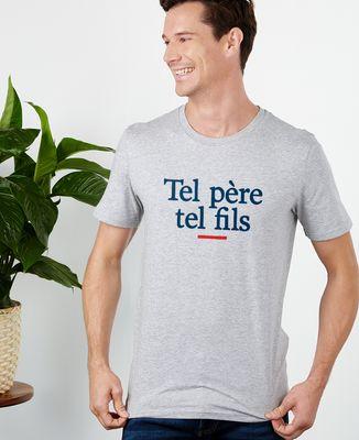 T-Shirt homme Tel père tel fils