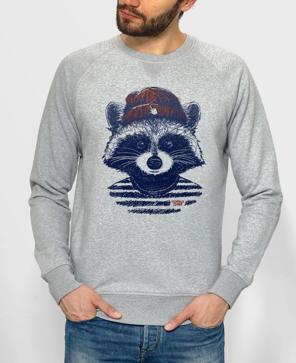 Tshirt Raton Originaux Monsieur Hipster T Shirts Sweat t8xzTwqat