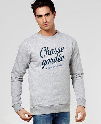 Sweatshirt homme Chasse gardée