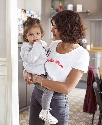 T-Shirt femme Jolie mom
