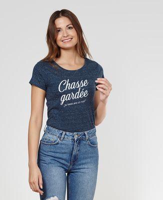 T-Shirt femme Chasse gardée