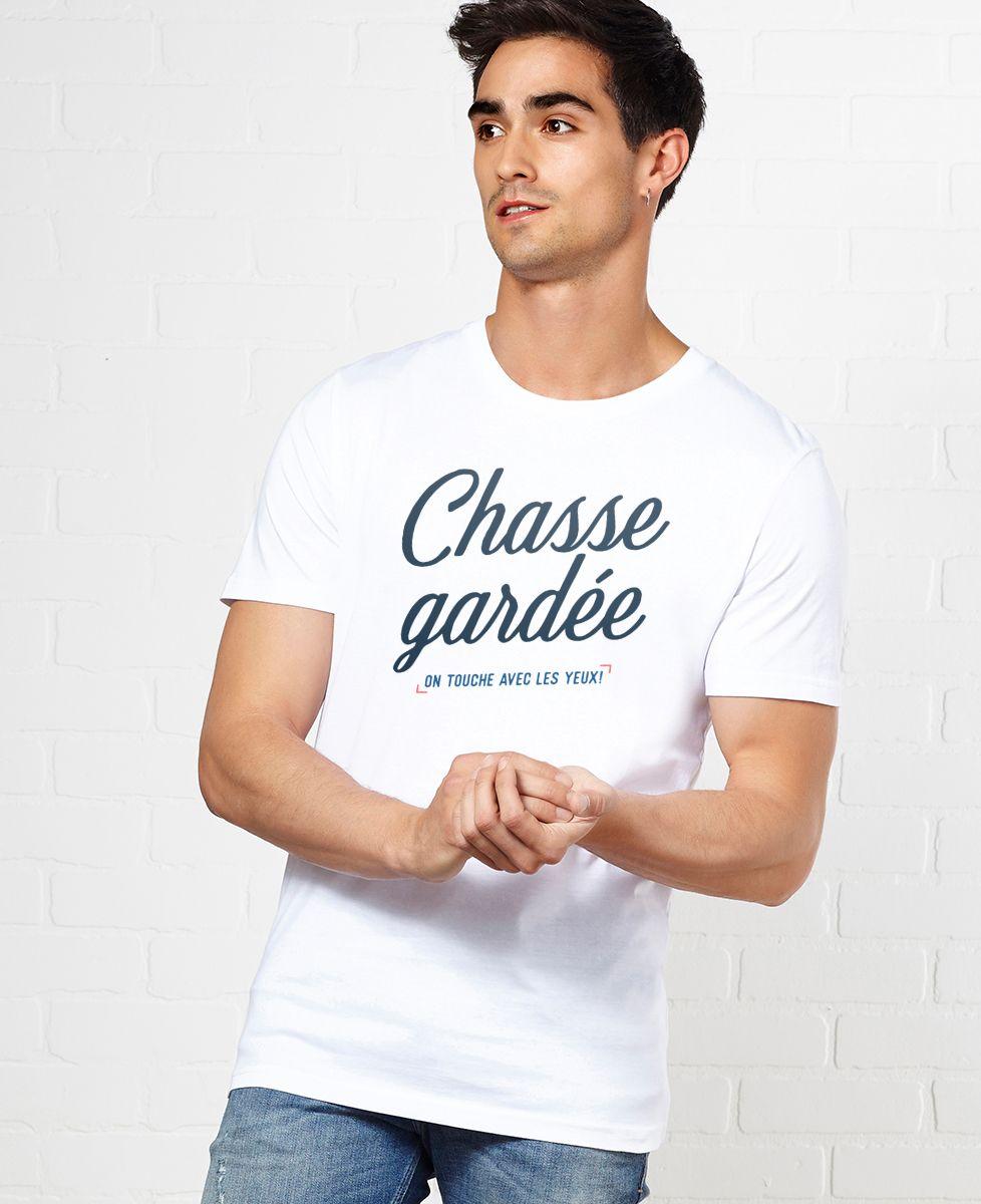 Shirt Tshirt Homme Mode J4r5al Chasse Tee Gardéemonsieur HYD29IEW