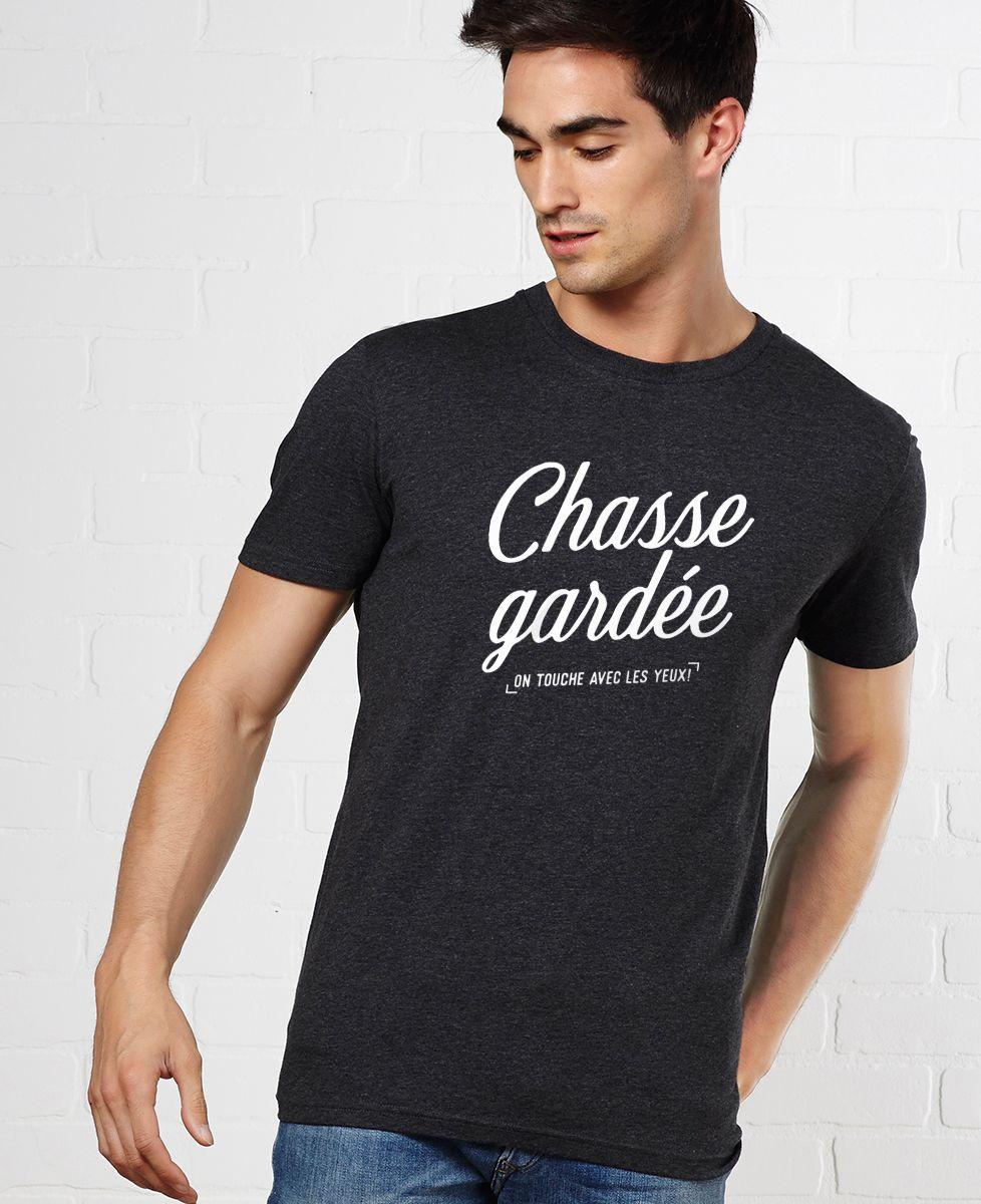 T-Shirt homme Chasse gardée
