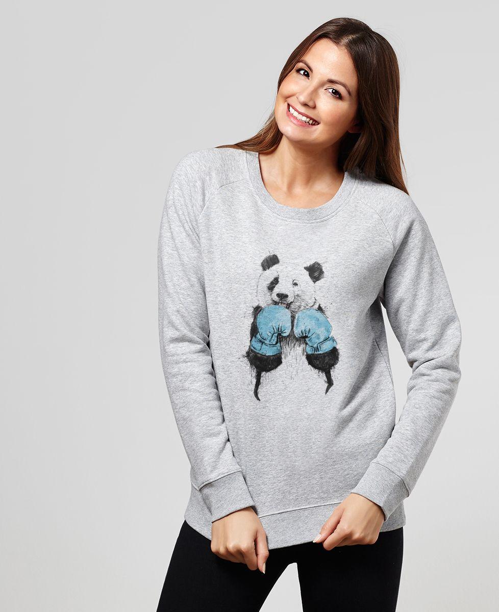 Sweatshirt femme Winner