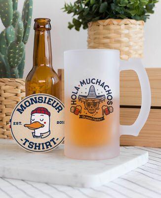 Chope de bière Hola muchachos, on prend l'apéro ?