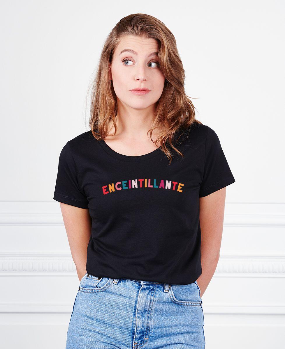 T-Shirt femme Enceintillante
