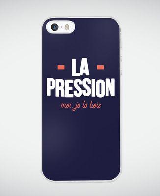 Coque smartphone La pression