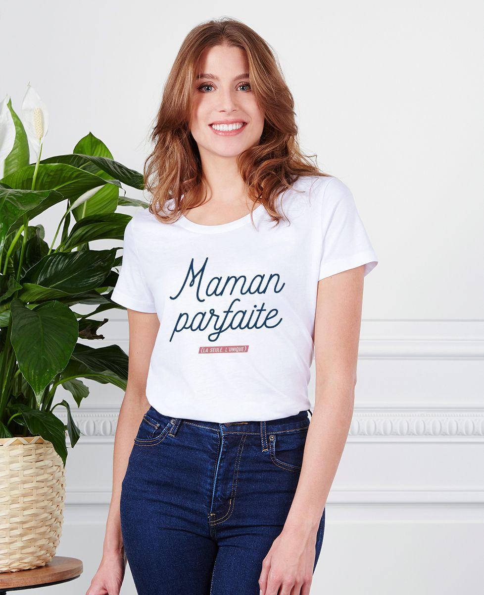T-Shirt femme Maman parfaite