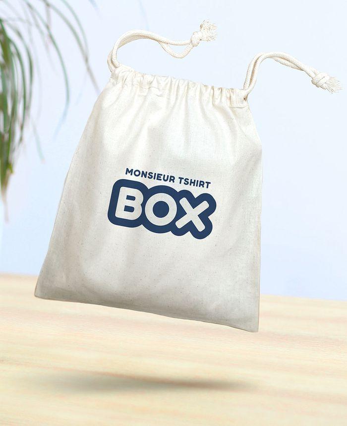 Box cadeau Monsieur TSHIRT