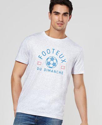 T-Shirt homme Footeux du dimanche