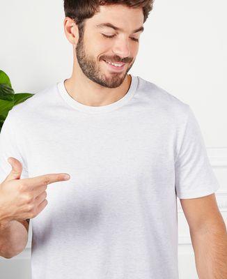 T-Shirt homme Super Papa région personnalisé