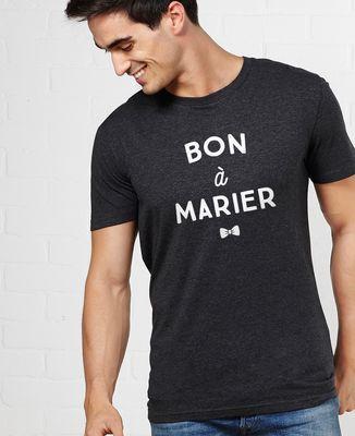 T-Shirt homme Bon à marier
