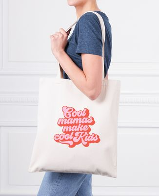 Tote bag Cool mamas make cool kids