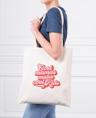 Tote bag Cool mamas make cool kids