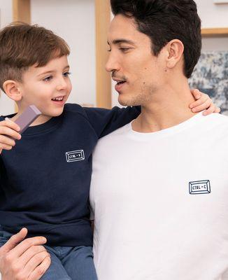 T-Shirt homme Ctrl + C