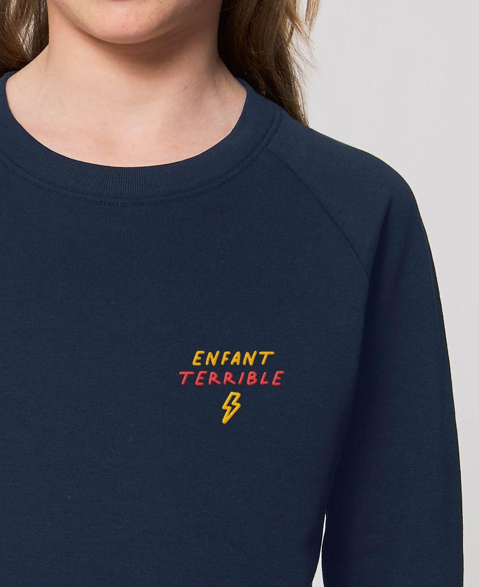 Sweatshirt enfant Enfant terrible