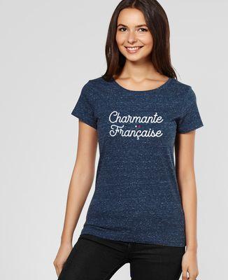 T-Shirt femme Charmante française