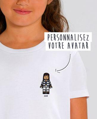 T-Shirt enfant Figurine enfant personnalisé