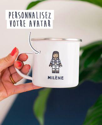 Mug Figurine enfant personnalisé