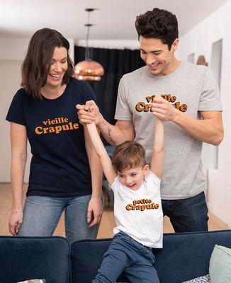 T-Shirt femme Vieille Crapule