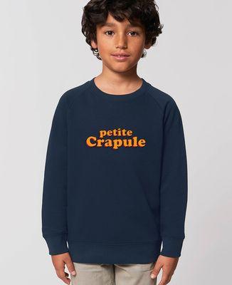 Sweatshirt enfant Petite Crapule
