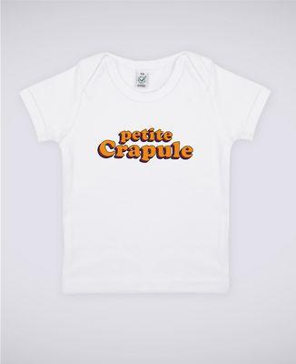 T-Shirt bébé Petite Crapule