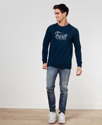 Sweatshirt homme Frérot