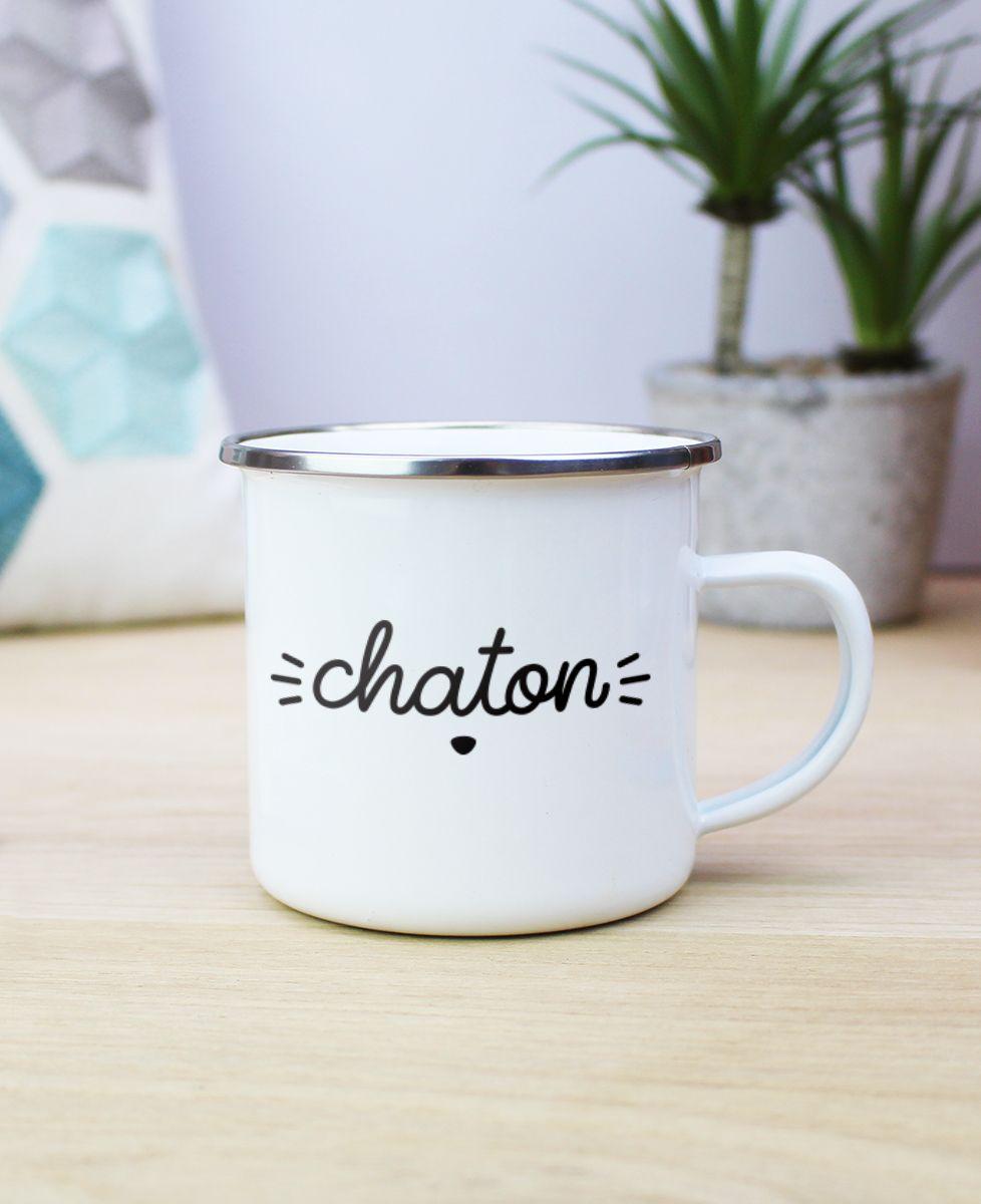 Mug Chaton