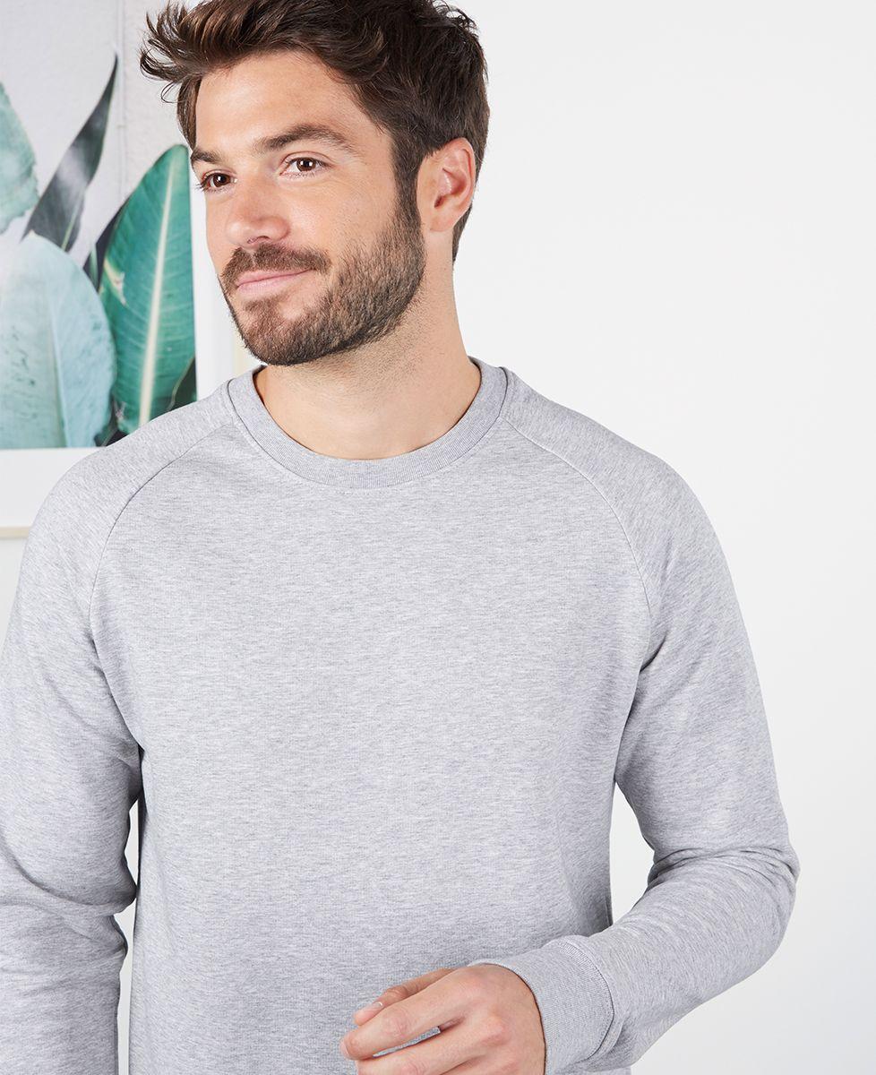 Sweatshirt homme Fratrie personnalisé