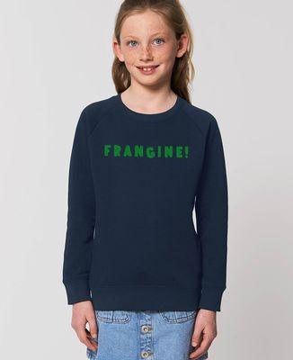 Sweatshirt enfant Frangine