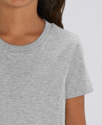 T-Shirt enfant Parent et enfants brodé personnalisé