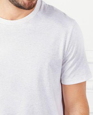 T-Shirt homme Parent et enfants brodé personnalisé
