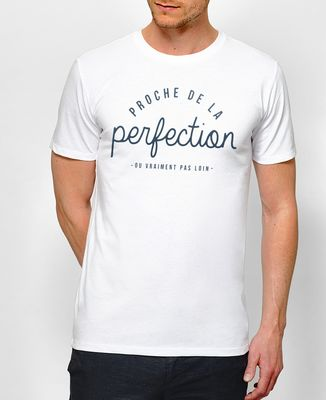 T-Shirt homme La perfection