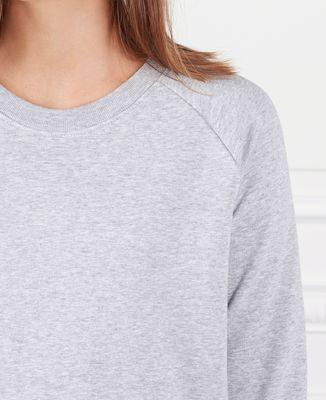 Sweatshirt femme Maman multicolore personnalisé