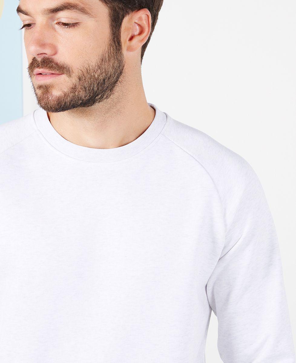 Sweatshirt homme Date de naissance brodé personnalisée