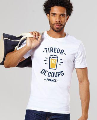 T-Shirt homme Tireur de coups francs