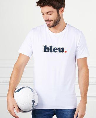 T-Shirt homme Bleu (grosse broderie)