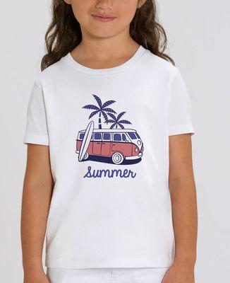T-Shirt enfant Van summer