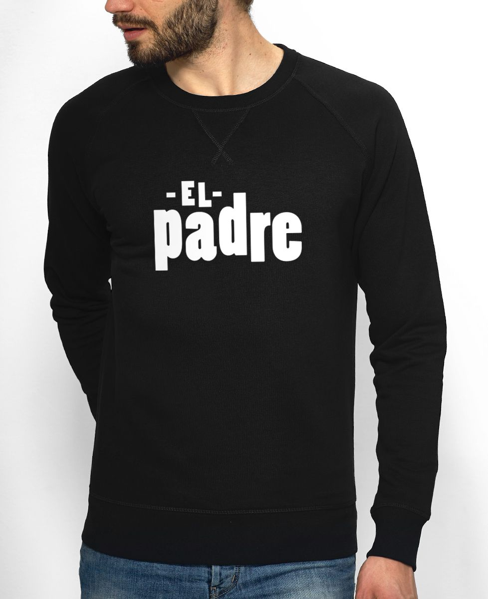 Sweatshirt homme El Padre