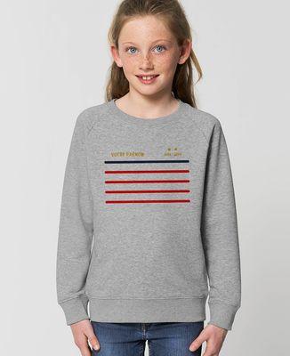 Sweatshirt enfant Classico extérieur personnalisé