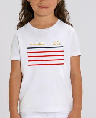 T-Shirt enfant Classico extérieur personnalisé