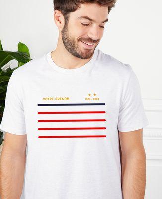 T-Shirt homme Classico extérieur personnalisé