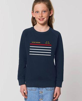 Sweatshirt enfant Classico domicile personnalisé