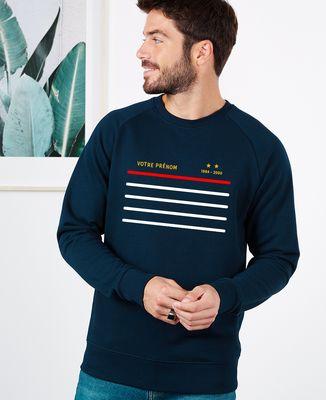 Sweatshirt homme Classico domicile personnalisé