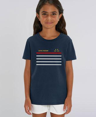 T-Shirt enfant Classico domicile personnalisé