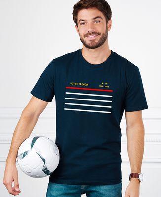 T-Shirt homme Classico domicile personnalisé