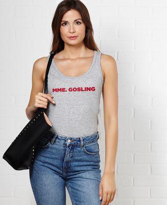 Débardeur femme Madame Gosling