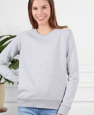 Sweatshirt femme Roadtrip personnalisé