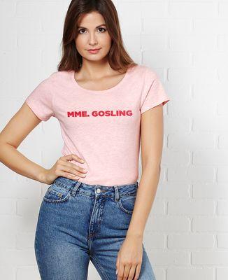 T-Shirt femme Madame Gosling
